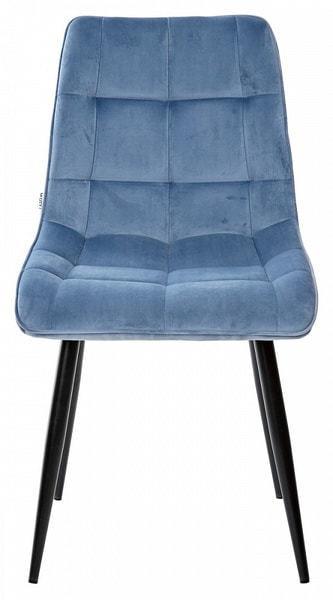 Стул CHIC G108-56 пудровый синий, велюр (фото, вид 2)