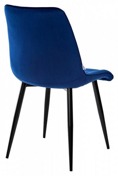 Стул CHIC G108-67 глубокий синий, велюр (фото, вид 1)