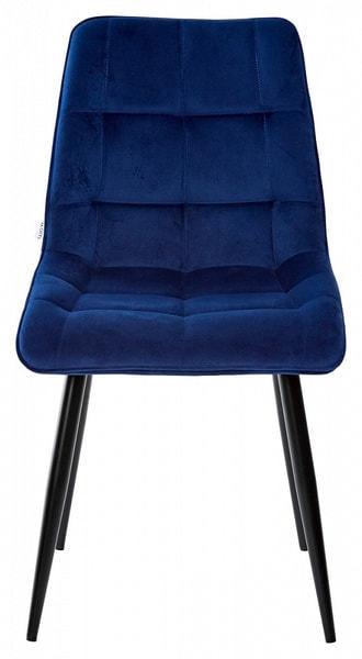 Стул CHIC G108-67 глубокий синий, велюр (фото, вид 2)
