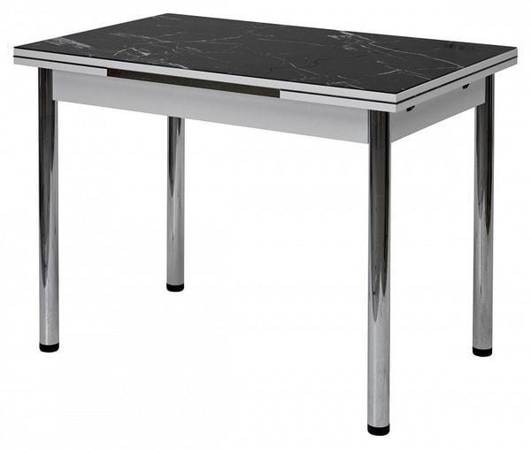Стол 4001 BLACK MARBLE (фото, вид 1)