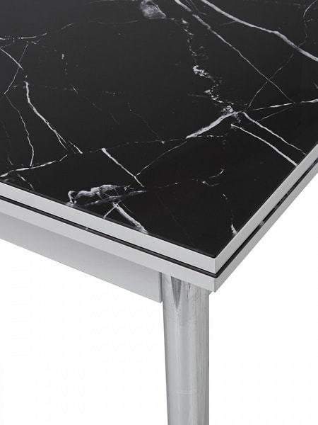 Стол 4001 BLACK MARBLE (фото, вид 5)