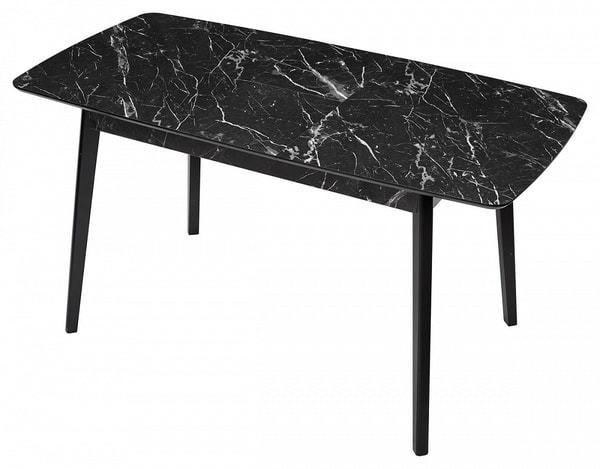 Стол 29 BLACK MARBLE черный мрамор (фото, вид 4)