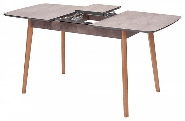 Стол 29 GRAY MARBLE серый мрамор (фото, вид 1)