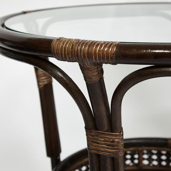Комплект террасный Pelangi (Walnut - Грецкий орех) (фото, вид 8)