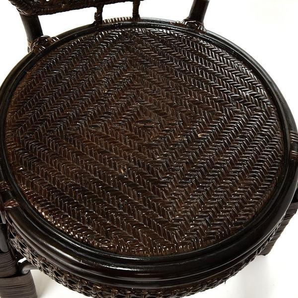 Комплект террасный Pelangi (Walnut - Грецкий орех) (фото, вид 9)