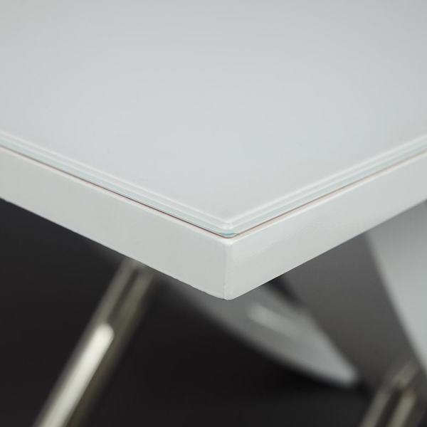 Стол Arno (mod.EDT-H016) Белый (фото, вид 3)