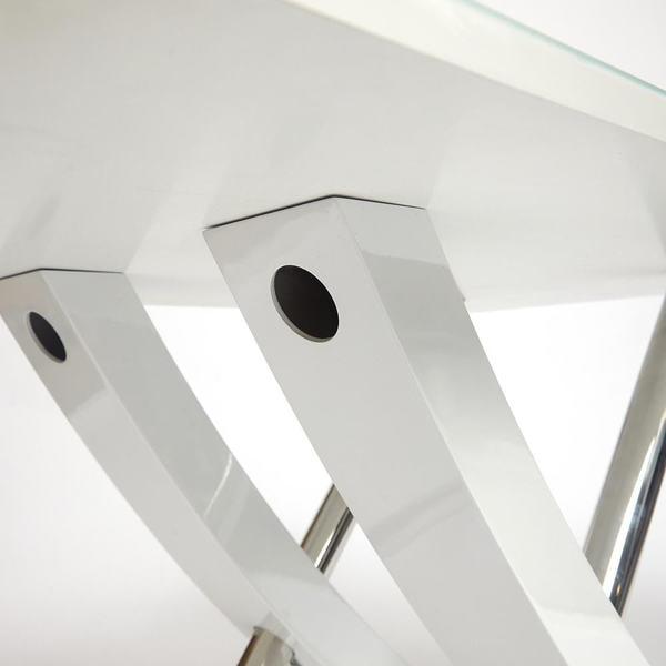 Стол Arno (mod.EDT-H016) Белый (фото, вид 7)