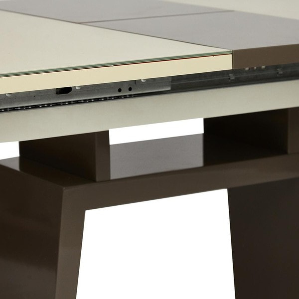 Стол Brugge (mod. EDT-VE001) Слоновая кость (фото, вид 3)