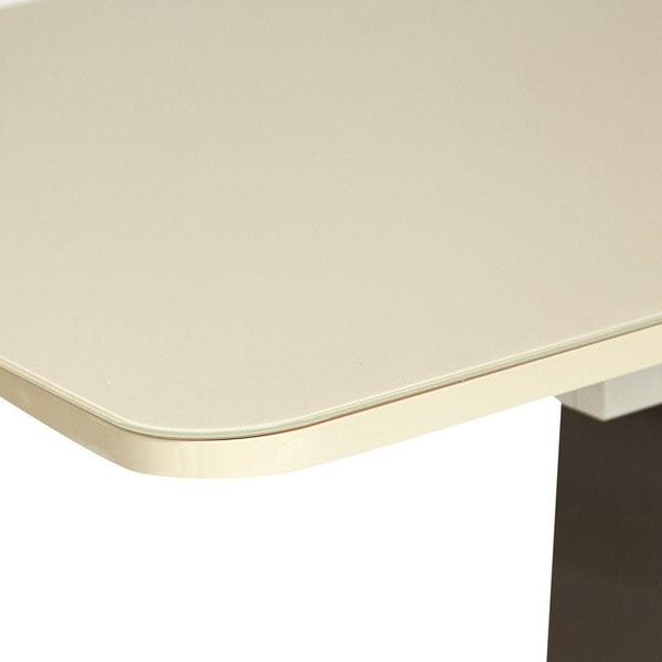 Стол Brugge (mod. EDT-VE001) Слоновая кость (фото, вид 4)