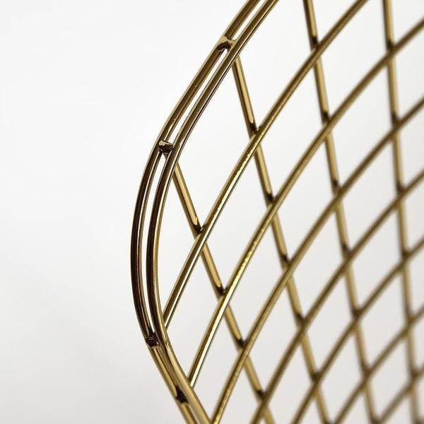 Стул Bazalt с подушкой (mod. DC5079) Золото (фото, вид 3)
