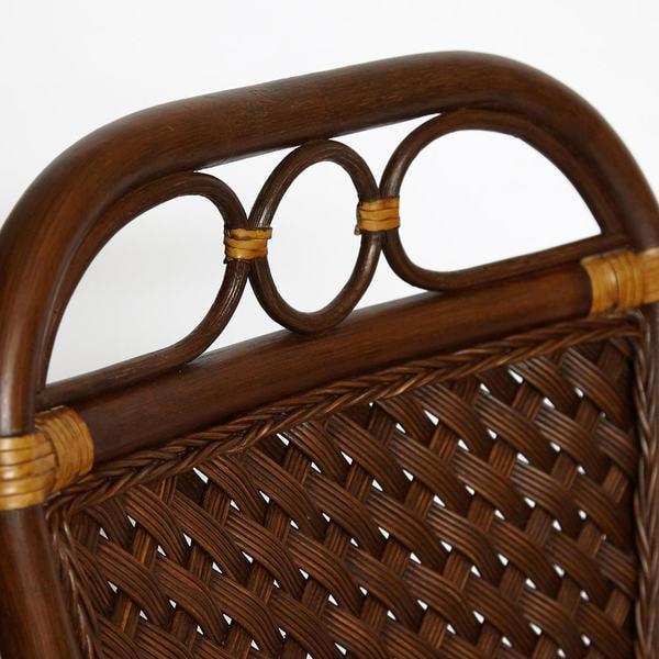 Комплект террасный Andrea (Pecan Washed - Античный орех) (фото, вид 1)