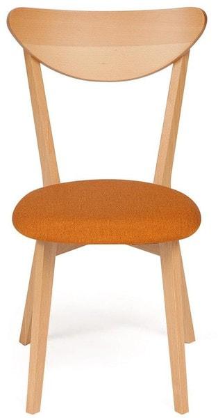 Стул MAXI orange Buk (Макси) Оранжевый (Бук) (фото, вид 2)