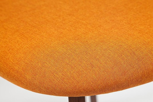 Стул MAXI orange Buk (Макси) Оранжевый (Бук) (фото, вид 4)