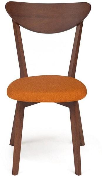 Стул MAXI orange Brown (Макси) Оранжевый (Коричневый) (фото, вид 1)