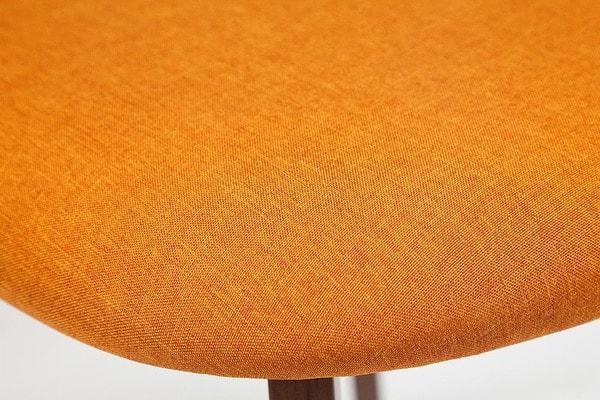Стул MAXI orange Brown (Макси) Оранжевый (Коричневый) (фото, вид 4)