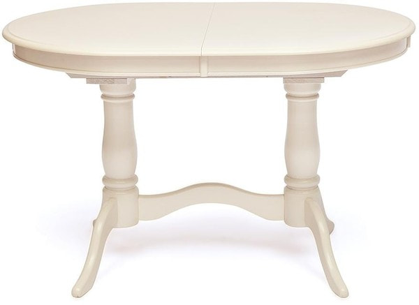 Стол Eva (EV-T4EX) Ivory White (фото, вид 2)