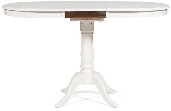 Стол Solerno (ME-T4EX) Ivory white (фото, вид 1)