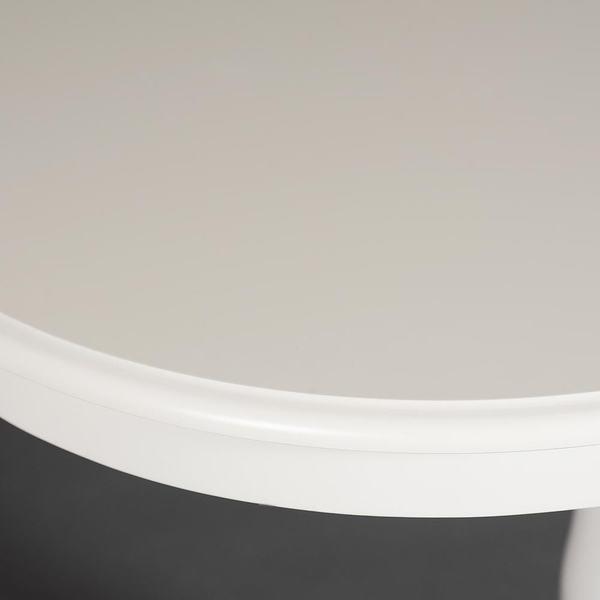 Стол Solerno (ME-T4EX) Ivory white (фото, вид 6)