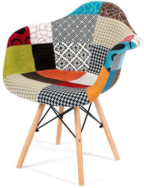 Кресло Secret De Maison CINDY SOFT (EAMES) (mod. 101) Синди Софт Мультиколор (фото, вид 1)