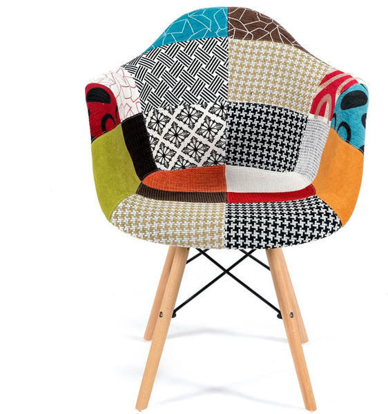 Кресло Secret De Maison CINDY SOFT (EAMES) (mod. 101) Синди Софт Мультиколор (фото, вид 2)