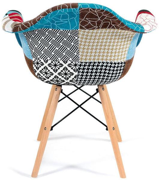 Кресло Secret De Maison CINDY SOFT (EAMES) (mod. 101) Синди Софт Мультиколор (фото, вид 3)