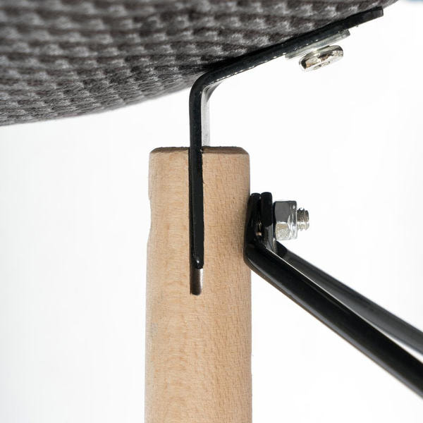 Кресло Secret De Maison CINDY SOFT (EAMES) (mod. 101) Синди Софт Мультиколор (фото, вид 6)