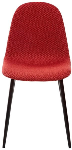 Стул MOLLY TRF-04 красный, ткань (фото, вид 2)