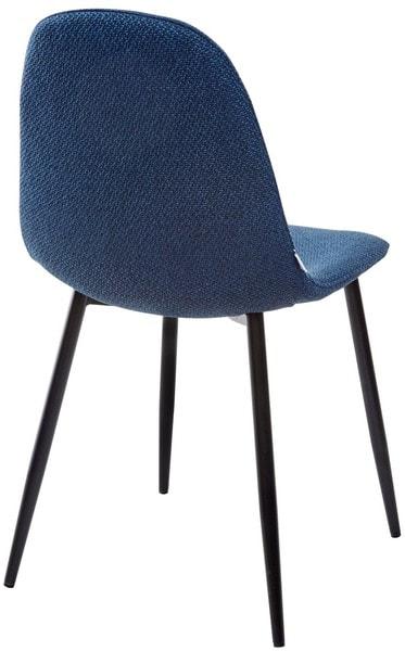 Стул MOLLY TRF-06 полночный синий, ткань (фото, вид 2)