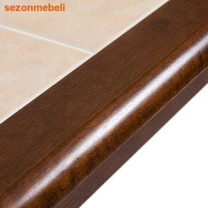Стол обеденный с плиткой СТ 3760Р (фото, вид 2)