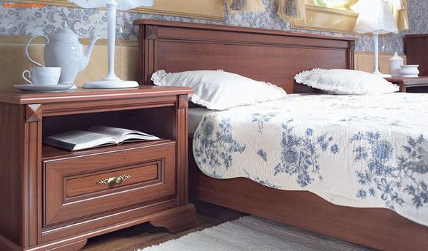 Кровать Стилиус NLOZ 160х200 (фото, вид 1)