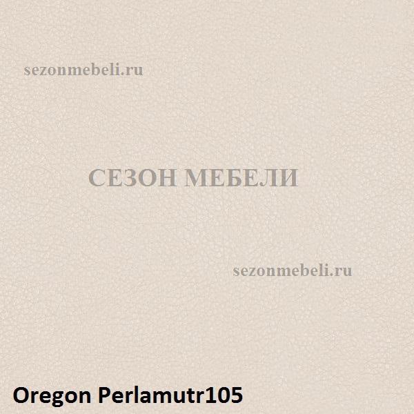 Ткань Экокожа Орегон Перламутр (фото, вид 4)