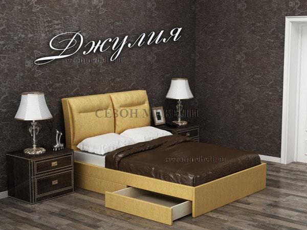 Кровать Джулия (фото, вид 3)