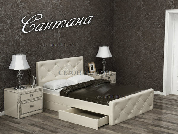 Кровать Сантана (фото, вид 3)