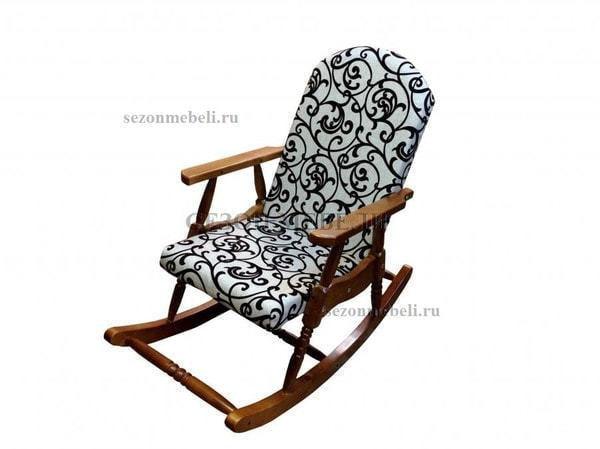 Кресло-качалка Миссис Хадсон (фото, вид 3)