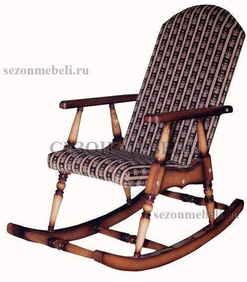 Кресло-качалка Миссис Хадсон (фото, вид 4)
