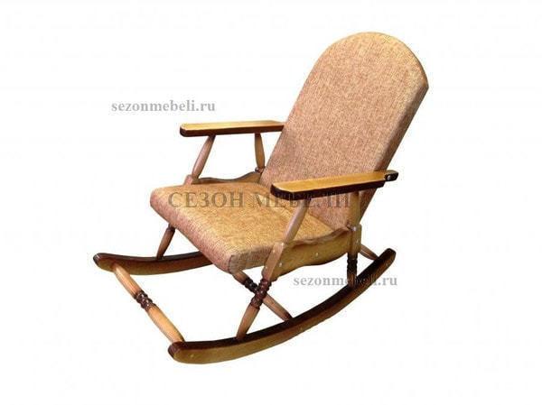 Кресло-качалка Миссис Хадсон (фото, вид 5)