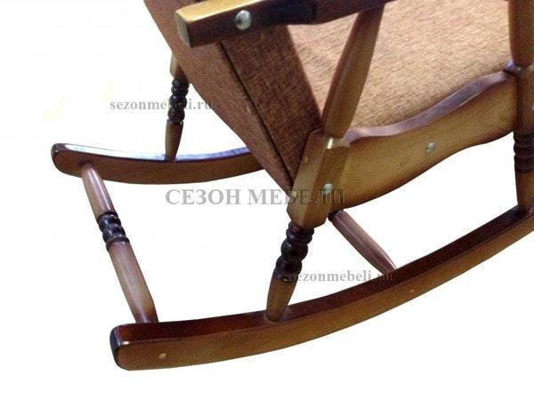 Кресло-качалка Миссис Хадсон (фото, вид 6)