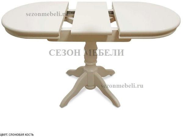 Стол овальный Майкрофт (фото, вид 3)