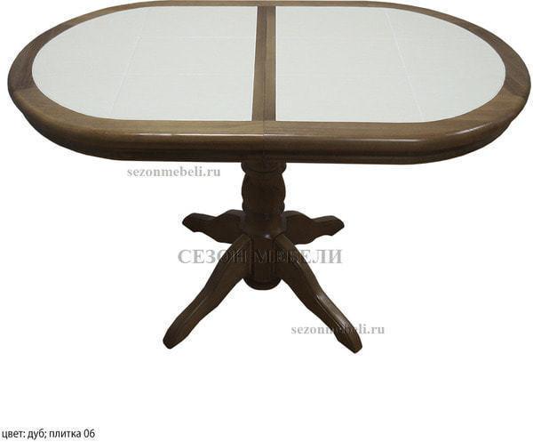 Стол овальный Грэксон 1 (фото, вид 2)