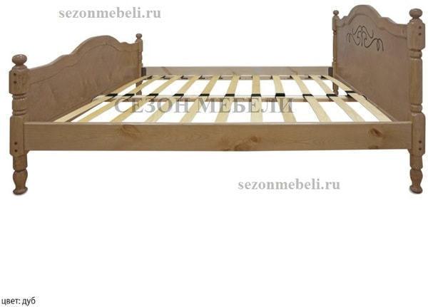 Кровать Скандинавия (фото, вид 1)