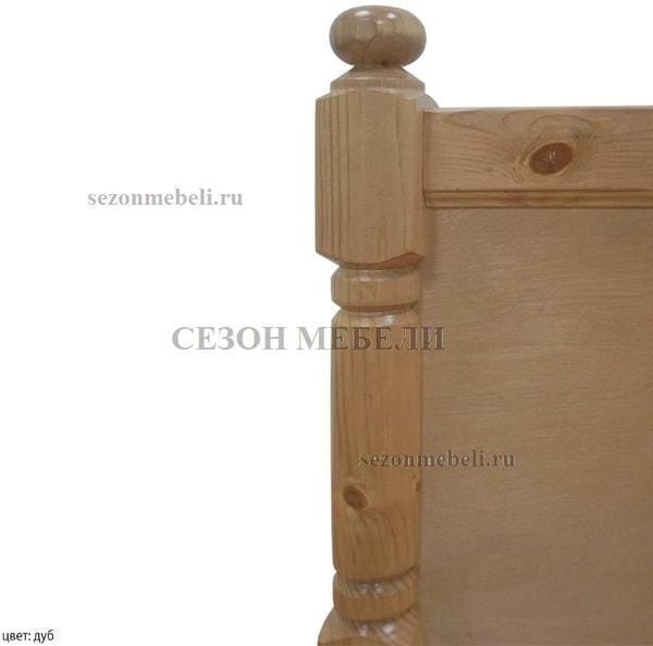 Кровать Скандинавия (фото, вид 4)