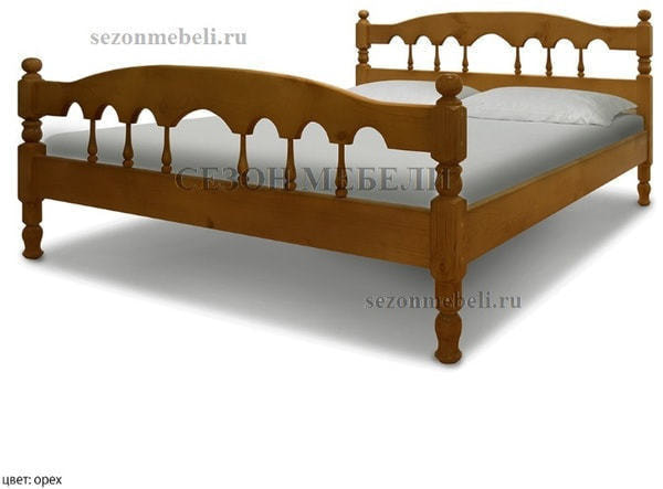 Кровать Капелла (фото, вид 1)