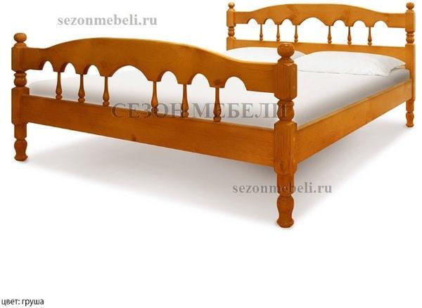Кровать Капелла (фото, вид 2)