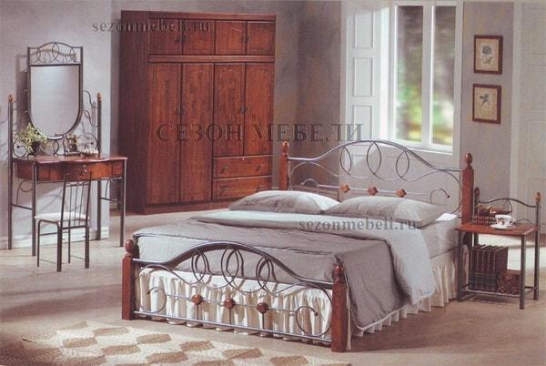 Кровать AT-822 (фото, вид 2)