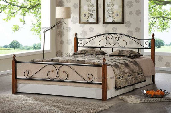 Кровать AT-815 (ан. FD 802) (фото, вид 1)