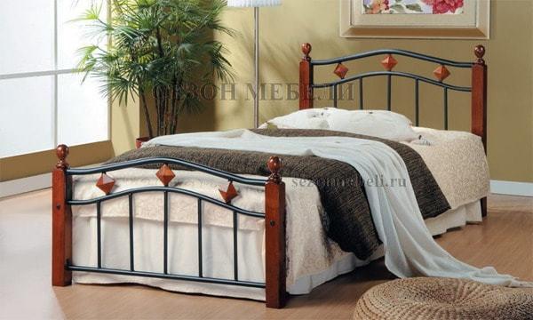 Кровать AT-126 (фото, вид 1)