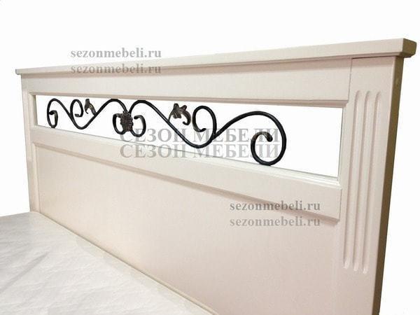 Кровать Бажена (фото, вид 2)