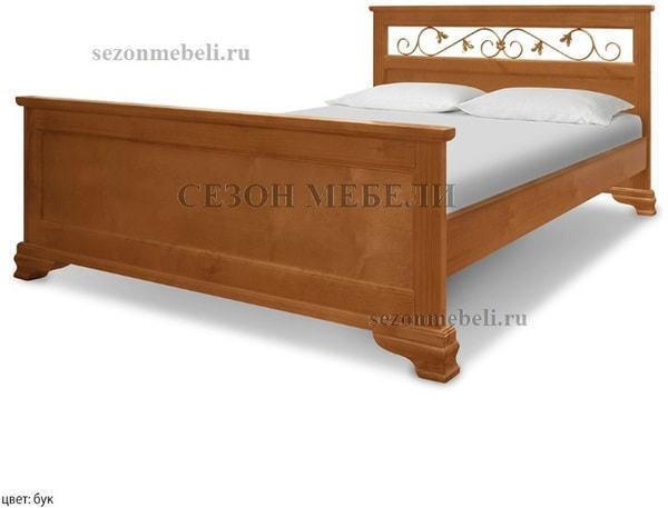 Кровать Бажена (фото, вид 3)