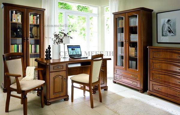 Стол письменный Наталья 160 (фото, вид 1)