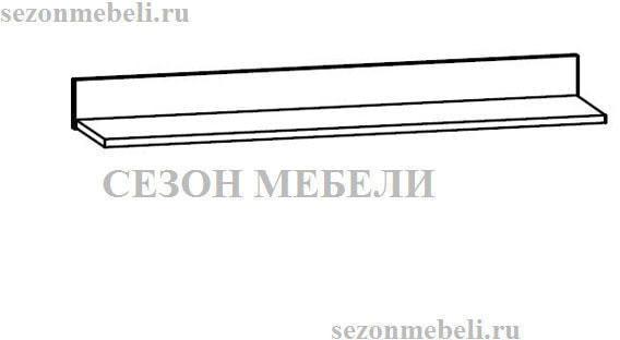 Полка Янг P 1/11 (фото, вид 2)